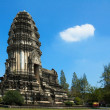 Stock Photo: Khmer Temple.