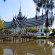 Buddhism temple in Thailand — 图库照片