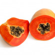 Mellow Papaya - Stock Photo