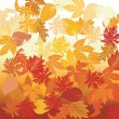 Autumn background — Stock Vector #1233055