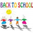 Back to school — Stock Photo #1494120
