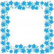Floral frame — Stock Photo #1556036