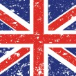 Stockvektor : Union Jack