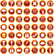 Royalty-Free Stock Vector Image: Icons set