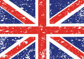 Union Jack — Vector de stock