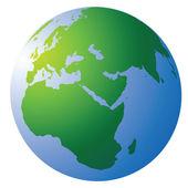 Erde — Stockvektor