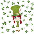 Royalty-Free Stock Photo: St Patrick\' Day