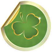 Shamrock design — Stock Photo