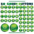 Green buttons — Stock Photo #2445515