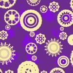 Cogwheels illustration — Stock Photo
