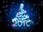 2010 new year — Stock Photo
