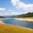 Reservoir Vidra View — Stock Photo