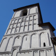 Church bell tower — Stock Photo