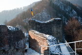 Dracula Castle — Stock Photo