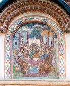 Orthodox holy icon — Stock Photo