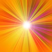 Abstract Colorful Explosion — Stock Photo
