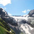 Photo: Mountain glacier