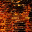 Brick  laying  wall — Stock Photo