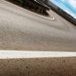 Foto de Stock  : Road asphalted turn