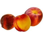 Fruit fresh nectarin — Stock Photo