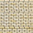 Brick silicate in wall laying — Stock Photo #1321459