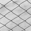 Abstract background from a wire — Stock Photo