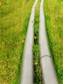 Pipeline for water — Stock Photo