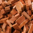 Brick  building  clay — Stock Photo #1503291