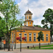 Lappeenranta, Finland. The Old Town Hall — Stock Photo