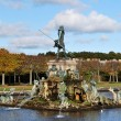 Peterhof, Fountain  Neptune — Stock Photo