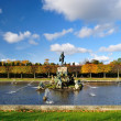 Peterhof, Fountain Neptune — Foto de stock #1267739