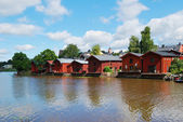 Porvoo, Finland. — Stock Photo