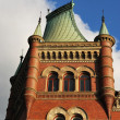 Stock Photo: Architecture in Stockholm
