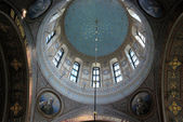 The cupola of the Assumption Cathedral i — Stock Photo