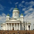 Helsinki. Lutheran Cathedral. — Stock Photo