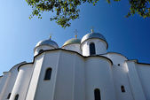Novgorod the Great, St. Sophia — Stock Photo