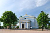Lutheran Church, 1843. Finland — Stock Photo