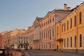 Mojka çıkabilir. s.Petersburg — Stok fotoğraf