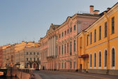 Mojka embankment. s.Petersburg — Stockfoto