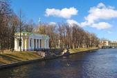 The Rossi pavillion.S.Petersburg — Foto Stock