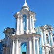 Fragment of Smolny Monastery — Foto de Stock