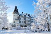 Imatra, Finland, in winter — Stock Photo