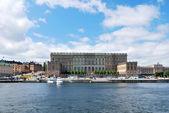 Stockholm, Royal Palace — Stock Photo