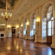 Gatchina Palace, White Hall — Stock Photo