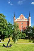 Stockholm. Architecture of Skeppsholmen — Zdjęcie stockowe
