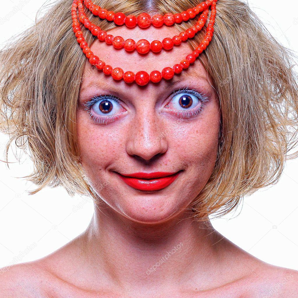 Crazy Girl Stock Photo 169 Sashabasina 2586539