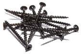 Zinced screws 2 — Stock Photo