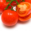 Ripe red tomatoes 2 — Stock Photo
