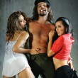 Stock Photo: Che. Comandante loved two things - women