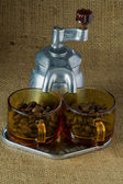 The coffee mill — Stock Photo